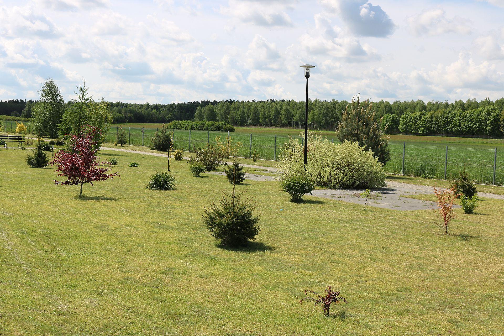 Ogród Domu Seniora Anna